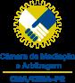 Marca da Câmara de Mediação e Arbitragem do Crea-PR - CMA