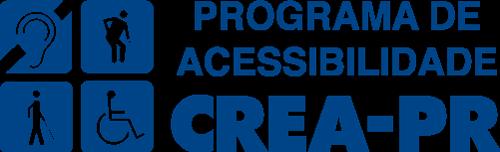 Marca do Programa de Acessibilidade