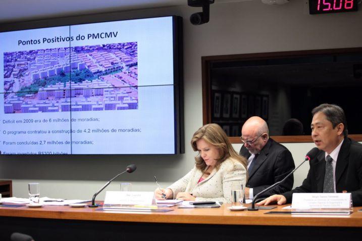 Imagem ilustrativa para Comissões debatem acessibilidade de moradias do Minha Casa, Minha Vida