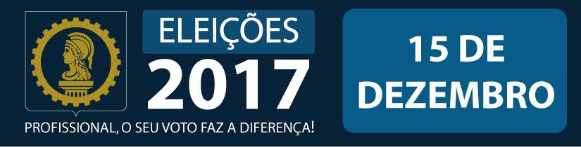 Eleições 2017 Sistema Confea/Creas e Mútua