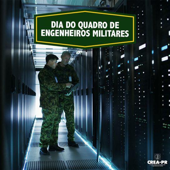 Dia do Quadro de Engenheiros Militares