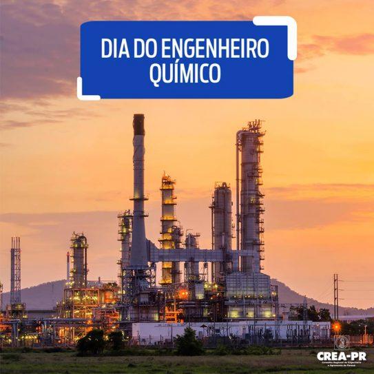 20/09 Dia do Engenheiro Químico