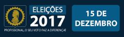 Eleições Sistema Confea/Crea 2017 – 15 de dezembro de 2017