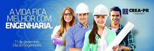 Crea-PR realiza homenagem ao Dia do Engenheiro
