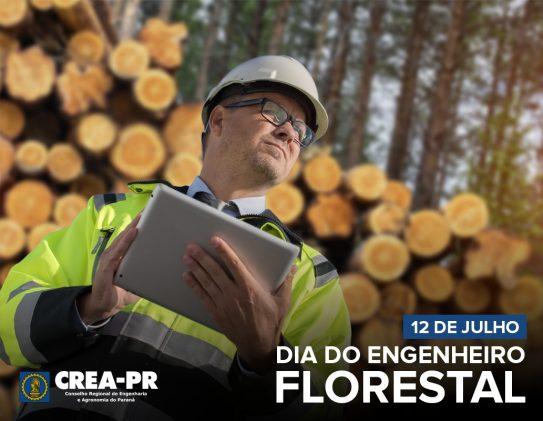 12/07 Dia do(a) Engenheiro(a) Florestal