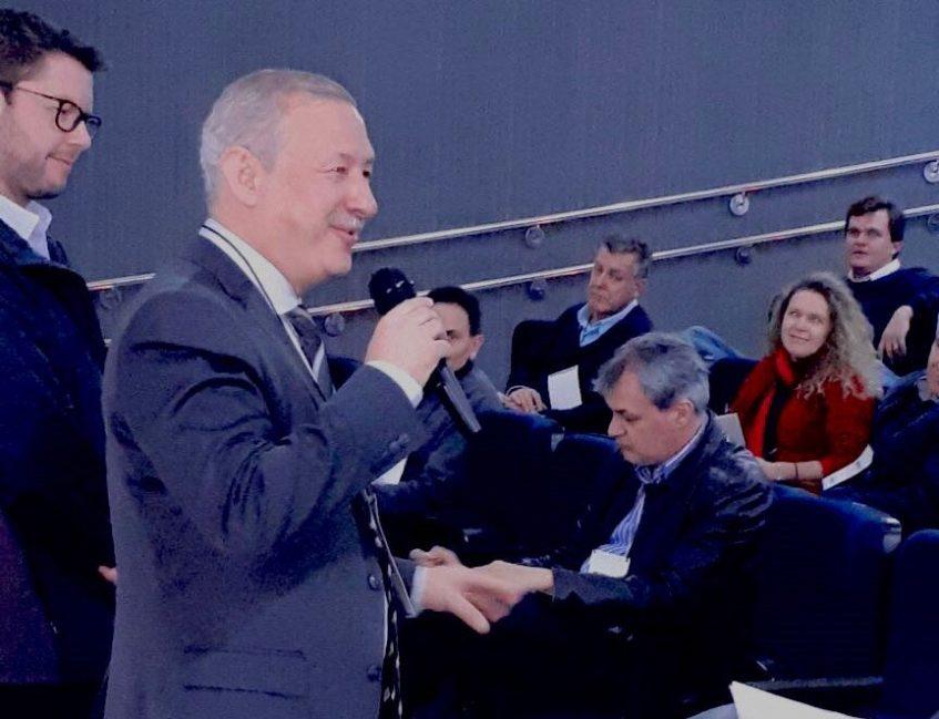 Imagem ilustrativa para Inovador, seminário do ProEC reúne 90 representantes de Entidades de Classe