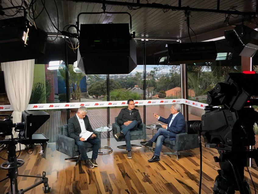 Imagem ilustrativa para Série de entrevistas promovidas pelo Crea-PR, em conjunto com a Rede Massa, chega a mais de 30 mil visualizações