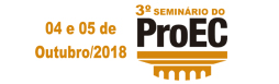 3º Seminário do ProEC. 4 e 5 de outubro de 2018.