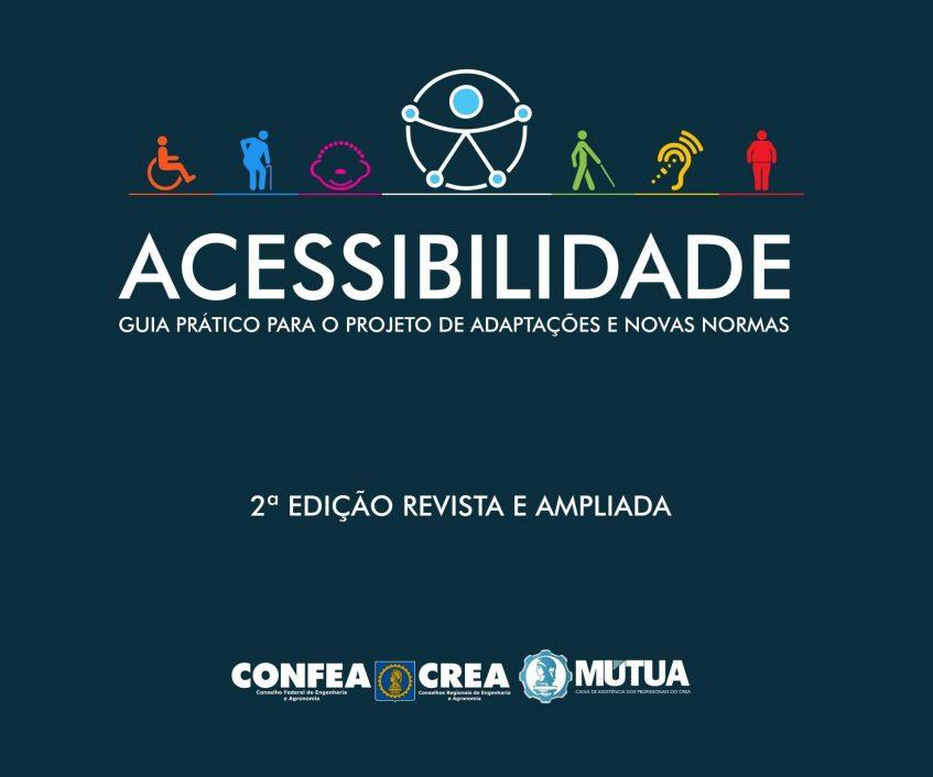 Imagem ilustrativa para 2ª Edição da Cartilha de Acessibilidade é lançada pelo Sistema Confea/Crea