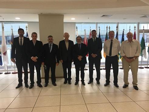 Imagem ilustrativa para Comitiva do Confea e do Crea-PR participa de reunião na Procuradoria-Geral do Trabalho