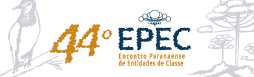 44º Encontro Paranaense de Entidades de Classe - EPEC