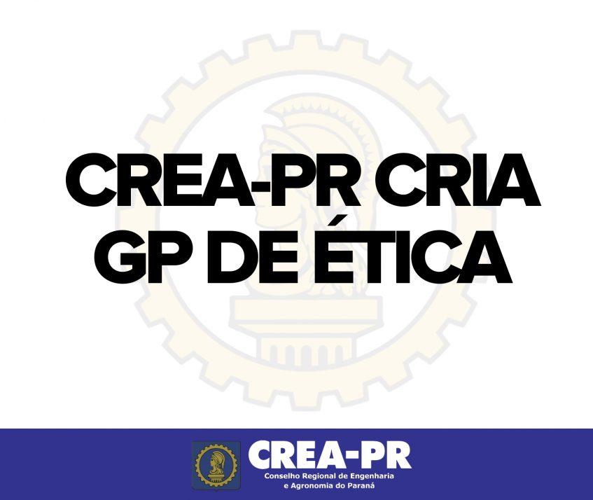 Imagem ilustrativa para Crea-PR cria o GP de Ética