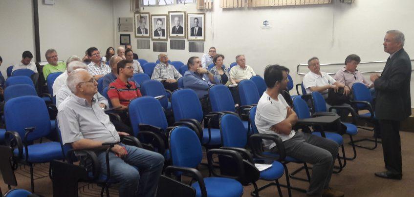 #pratodosverem Presidente do Crea-PR, Eng. Civ. Ricardo Rocha participa da RPI Curitiba