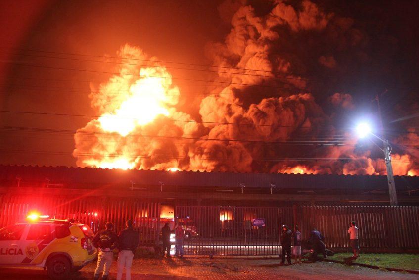 #pratodosverem Cresce número de incêndios causador por curto circuito