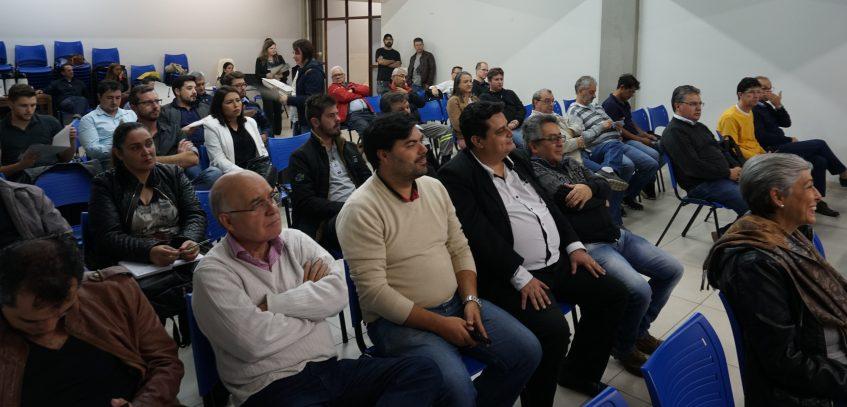 #pratodosverem Reunião Preparatória Regional em Guarapuava